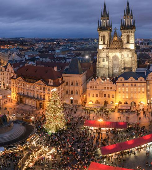 Évasion : 7 des plus beaux marchés de Noël d'Europe