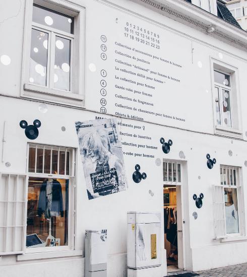 Bruxelles : Mickey s'offre un parcours de street art dans la ville pour ses 90 ans