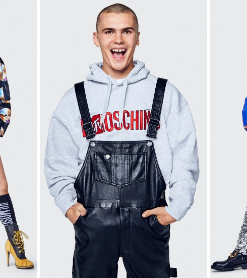 En images : tous les looks de la collection MOSCHINO x H&M