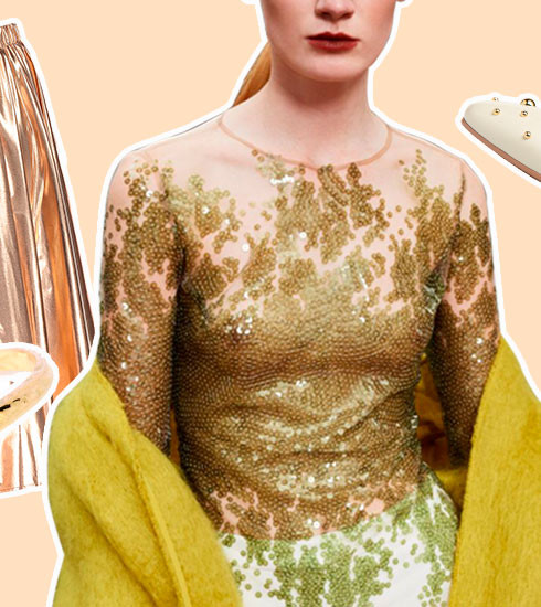 Shopping : notre sélection en or pour les fêtes
