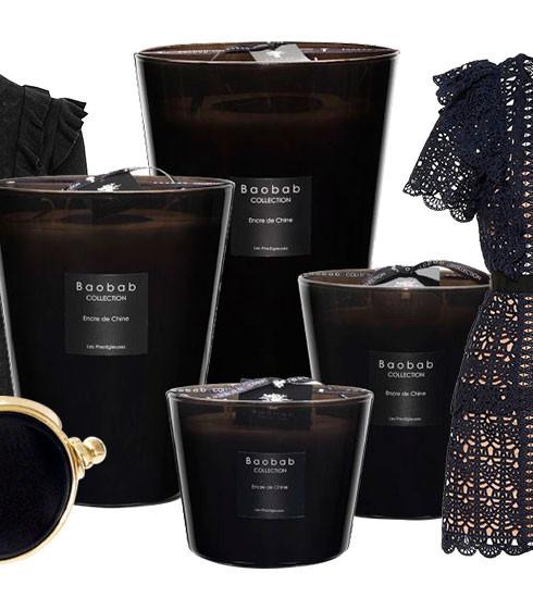 Sélection shopping : noir c'est noir
