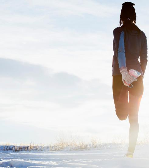 Sport : 4 exercices pour vous remettre en forme avant vos vacances au ski