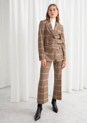 ensemble tailleur pantalon