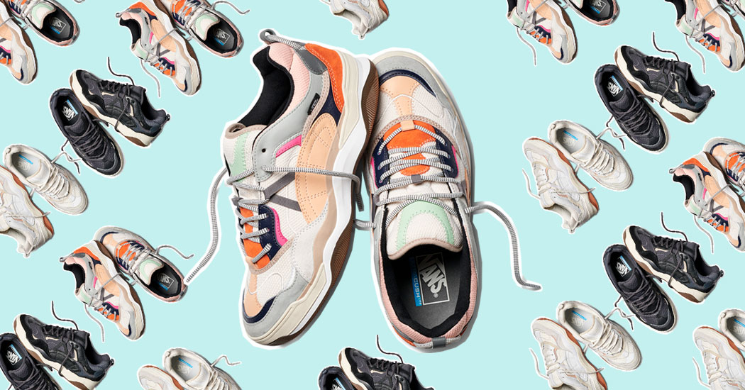 Crush of the day : Vans lance ses ugly shoes