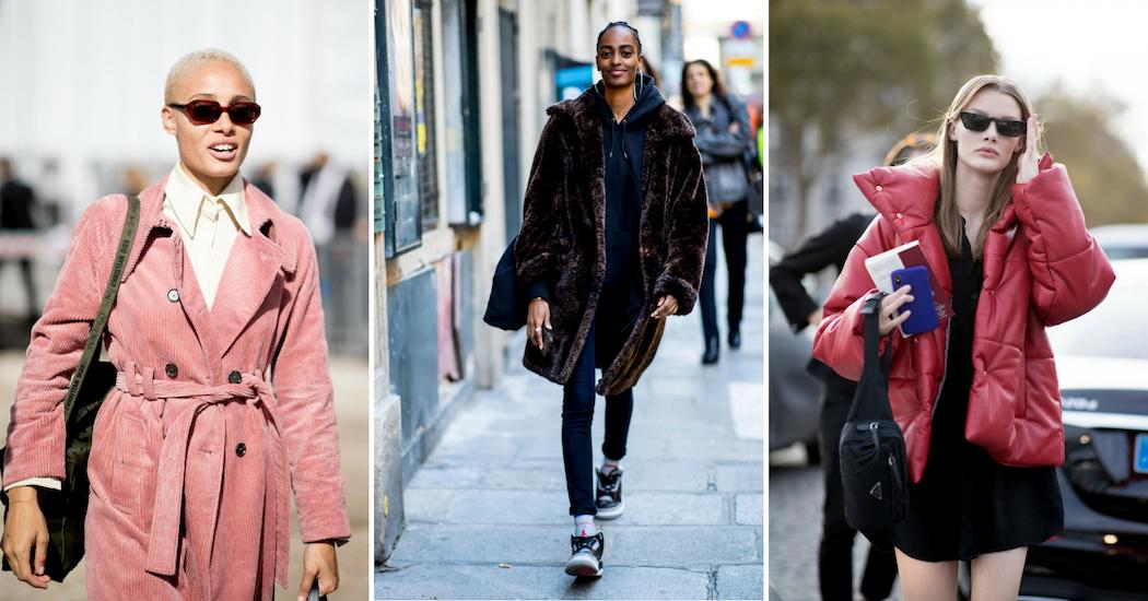 Mode : voici les 3 modèles de vestes d'hiver que vous allez voir partout cette saison