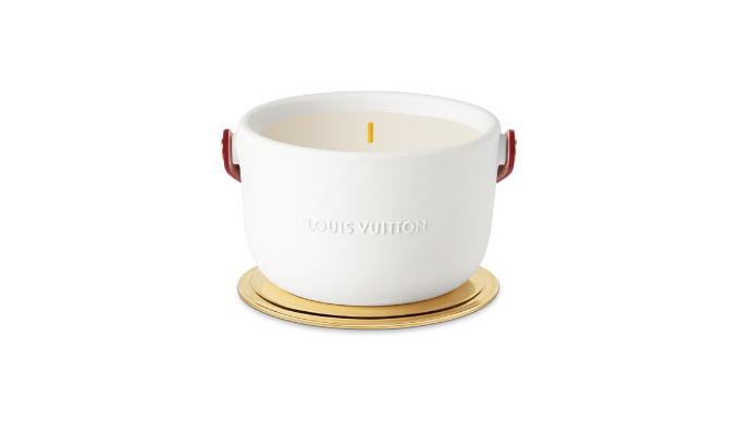 Crush of the day : les bougies parfumées Louis Vuitton - 3