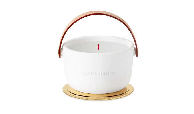Crush of the day : les bougies parfumées Louis Vuitton - 1