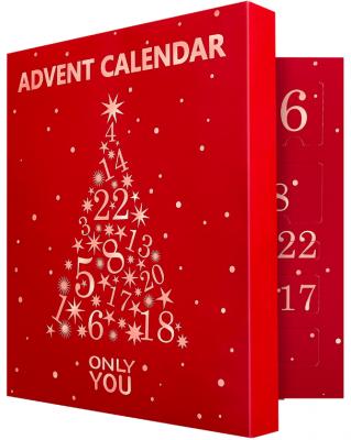 Noël 2018 : 10 calendriers de l'Avent beauté pour patienter 150*150