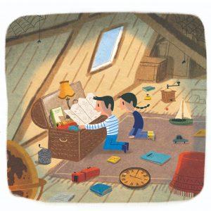 Petit Bateau nous livre son conte de Noël - 1