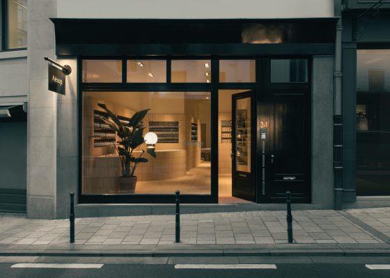 Bruxelles : à la découverte de la toute nouvelle boutique Aesop 150*150