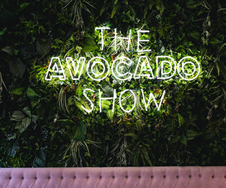 The avocado show Bruxelles