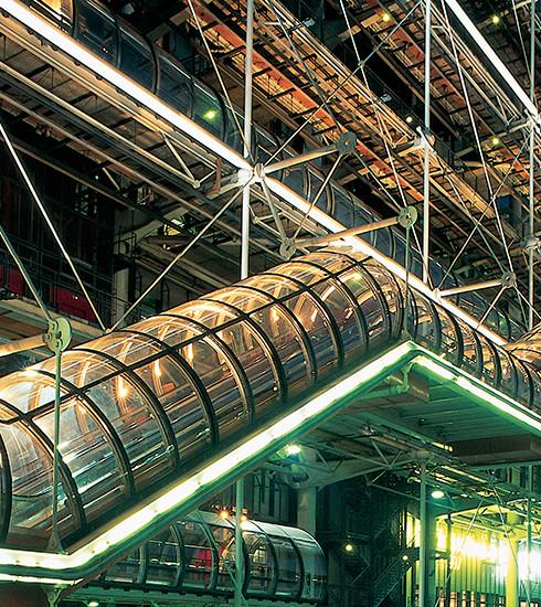 Dream come true : vous pouvez maintenant visiter le Centre Pompidou en privé
