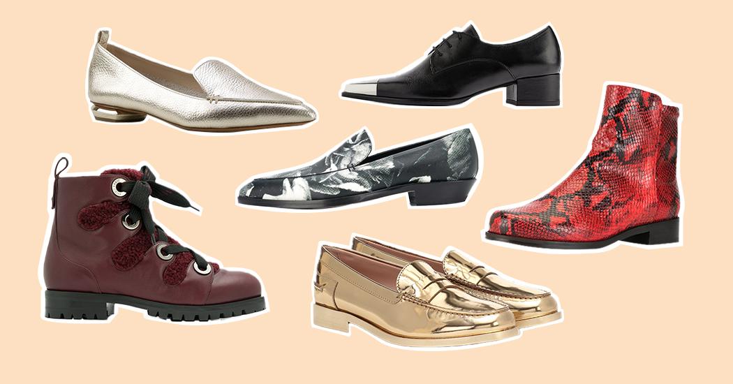 Fêtes de fin d'année : 15 chaussures plates pour danser en prenant votre pied