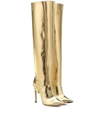 bottes dorées