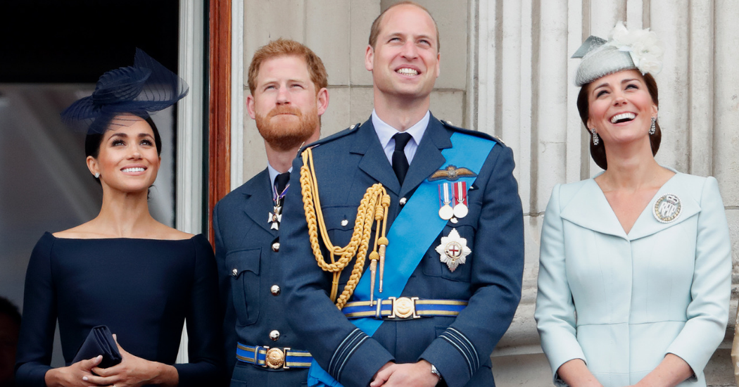 Meghan Markle, Kate Middleton et les princes William et Harry vont-ils passer Noël ensemble ?