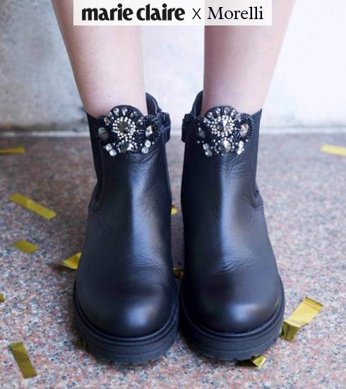 Gagnez les nouvelles chaussures Morelli pour vos petits !
