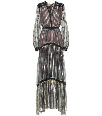 robe glitter pour noel
