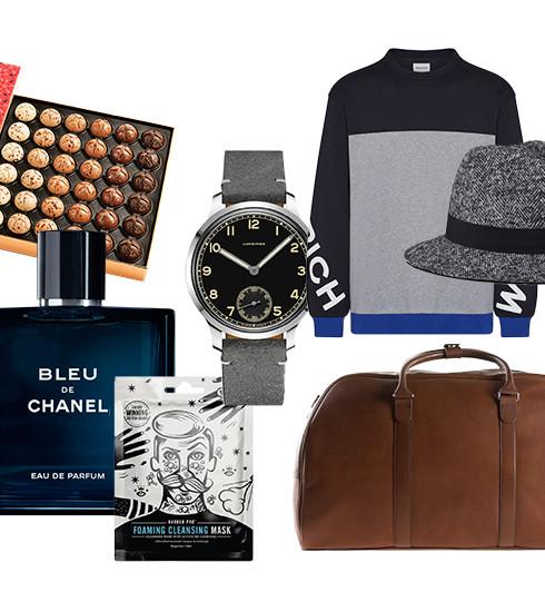 Wishlist de Noël : 80 idées cadeaux pour gâter les hommes de votre vie