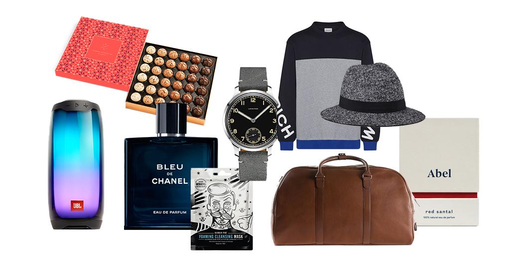 Wishlist de Noël : 80 idées cadeaux pour gâter les hommes de votre