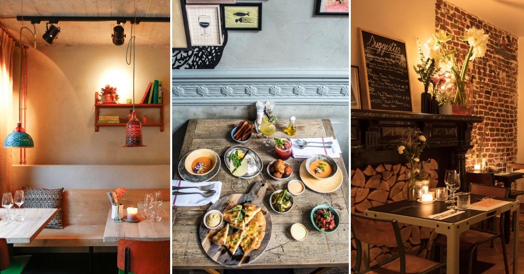 8 restaurants pour un dîner romantique à Gand