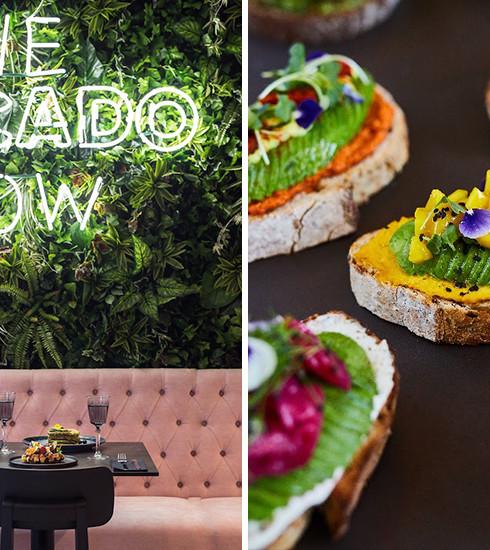 The avocado show : le temple de l'avocat ouvre ses portes à Bruxelles