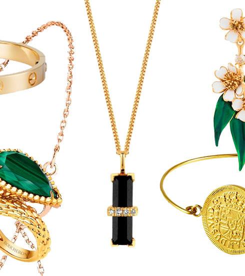 Wishlist de Noël : 30 bijoux qui vous habilleront de lumière