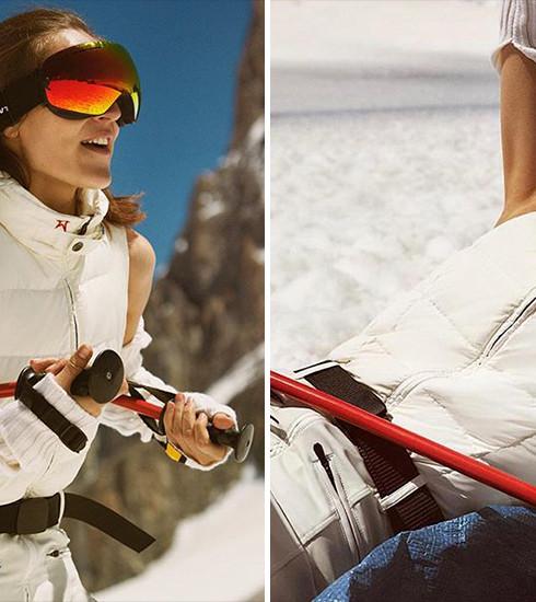 Ski : 20 pièces stylées pour devenir la reine de la glisse