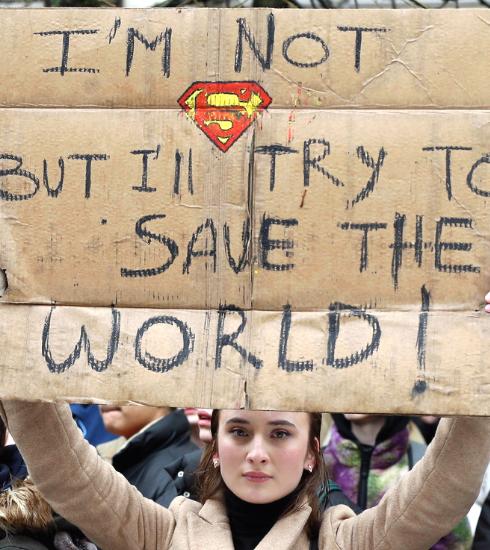 Changement climatique : les Belges méritent mieux que l'immobilisme et le cynisme de leurs dirigeants