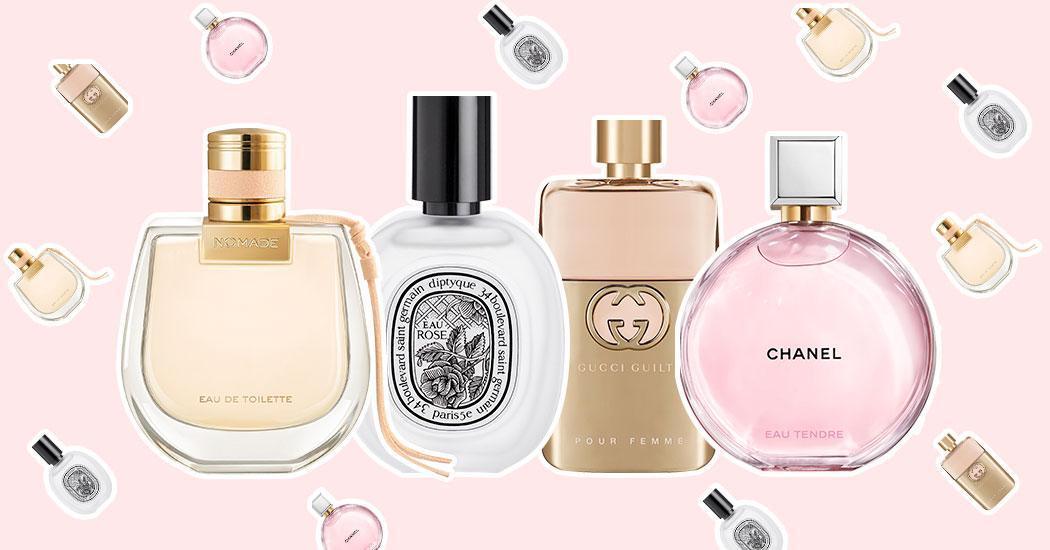 Saint-Valentin : nos parfums préférés pour le 14 février