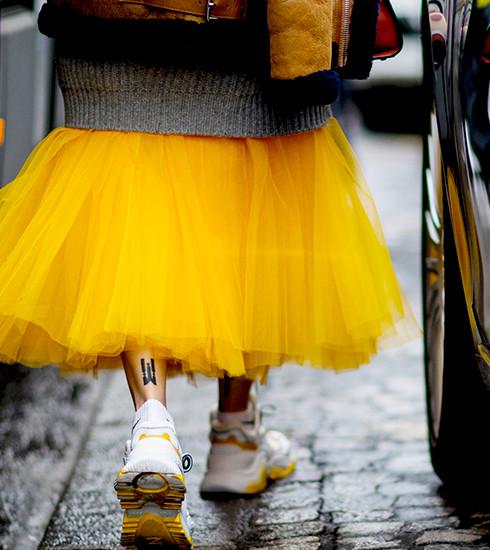 Inspiration mode : 20 façons stylées de recycler sa tenue de fêtes