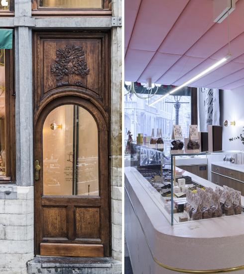 Bruxelles : la nouvelle pâtisserie Debailleul va vous faire craquer