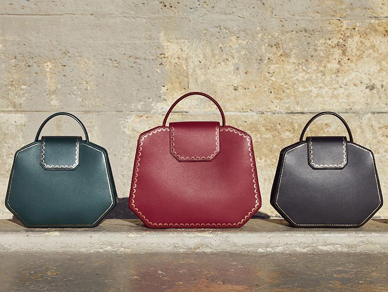 Crush of the day : les sacs Guirlande de Cartier - 1