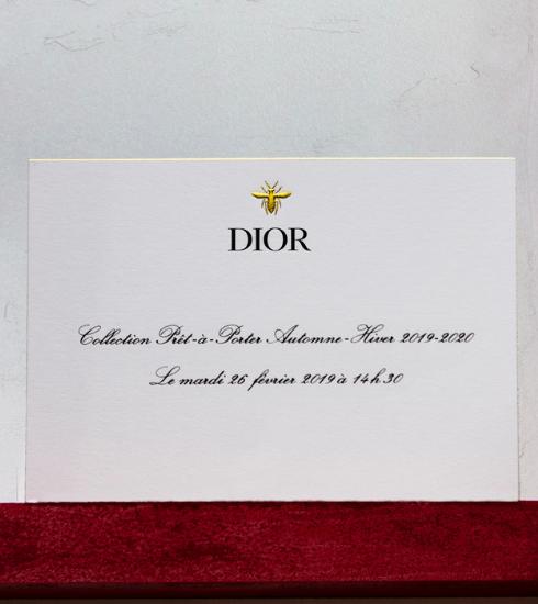 Paris Fashion Week : le défilé Christian Dior Automne-Hiver 2019 en live, c'est ici !