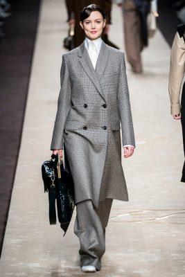 Fendi : les looks et accessoires du dernier défilé signé Karl Lagerfeld 150*150