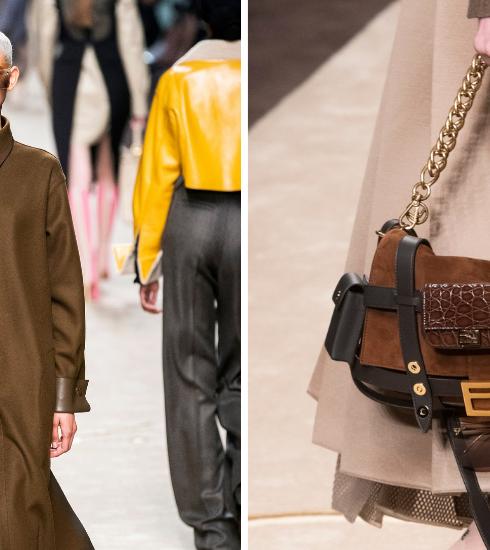 Fendi : les looks et accessoires du dernier défilé signé Karl Lagerfeld