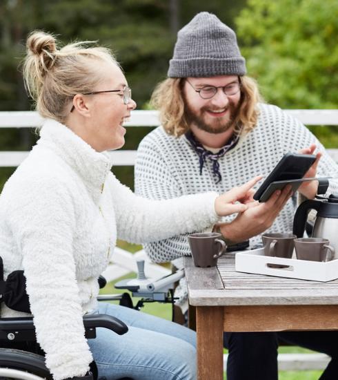 Handyfriend, la plateforme qui facilite l'aide aux handicapés