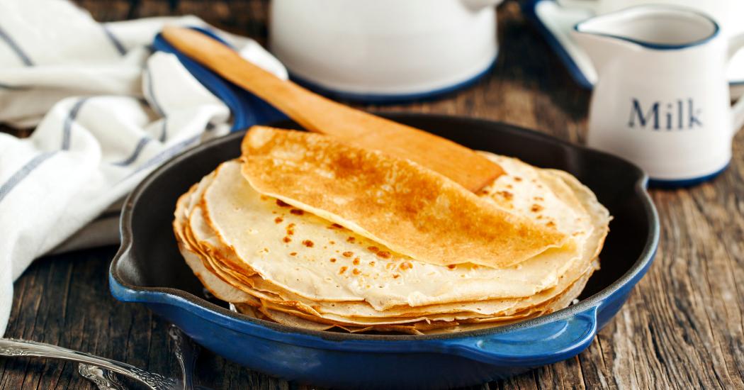 Chandeleur : notre recette de pâte à crêpes ultime et nos idées de garnitures