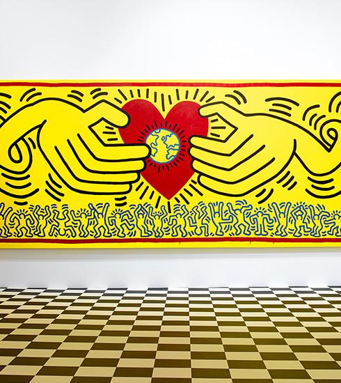 Keith Haring s'expose au Luxembourg et vous devez absolument aller le voir!