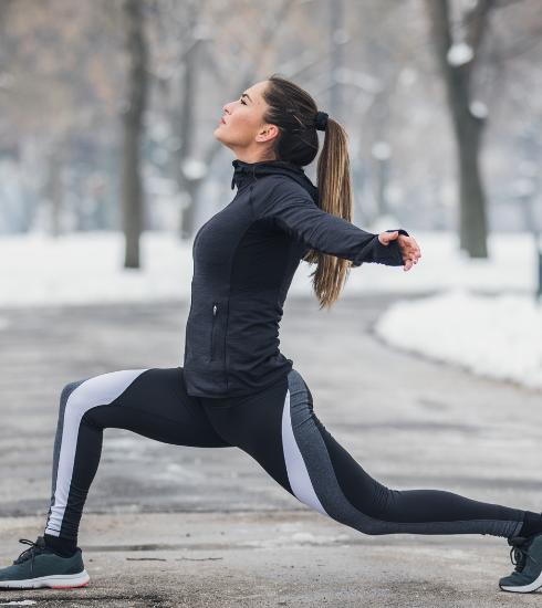 Sport : est-ce que s'entraîner dehors quand il fait froid est bon pour la santé ?