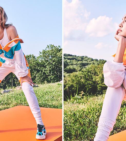 Reebok X Gigi Hadid : la collab sportive nineties qui claque !
