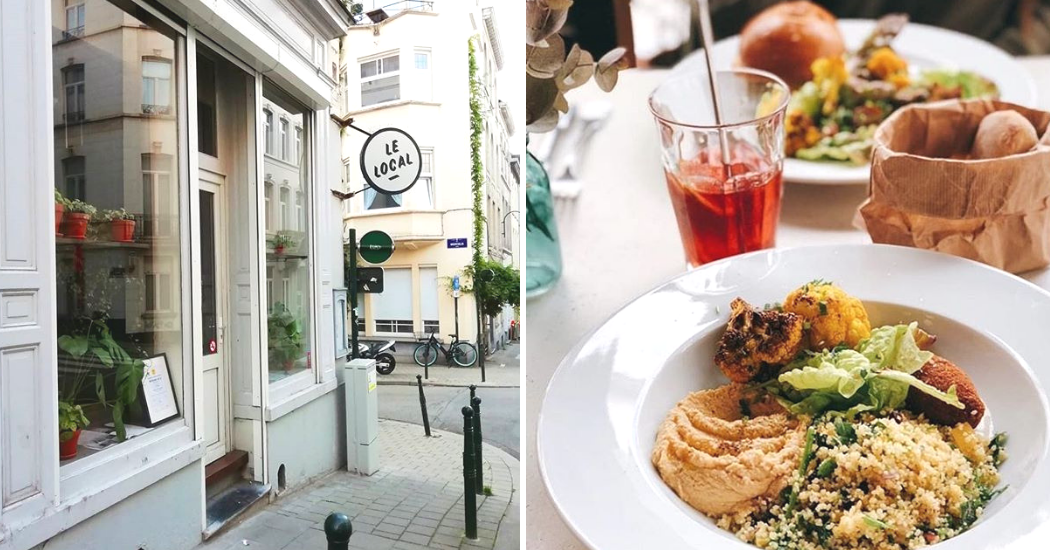 Le restaurant Le Local obtient le label « CO2 neutral » de CO2Logic et Vinçotte