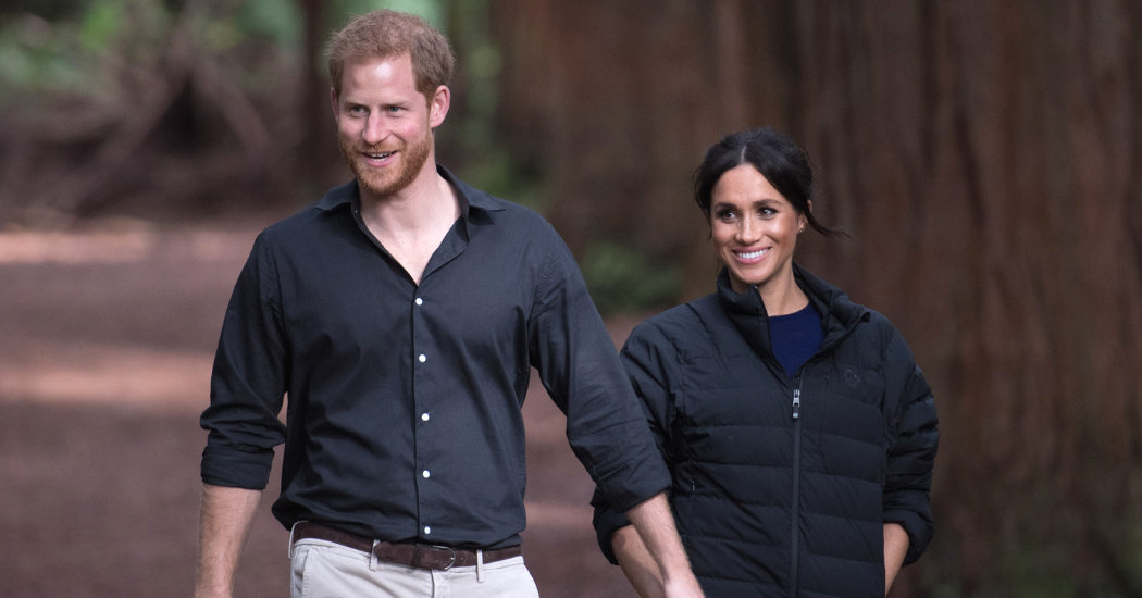 Pourquoi le prince Harry et Meghan Markle ne passeront pas la Saint-Valentin ensemble