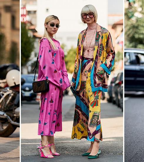 Fashion Week : 7 tendances repérées dans les rues de Milan