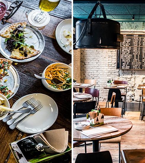 Otomat : la pizzeria typiquement belge et savoureuse à Bruxelles