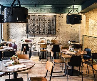 restaurant otomat pizza à la belge à bruxelles
