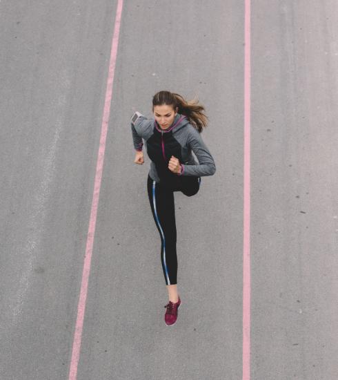 Running : les 5 conseils de la sprinteuse Naomi Sedney pour s'y mettre