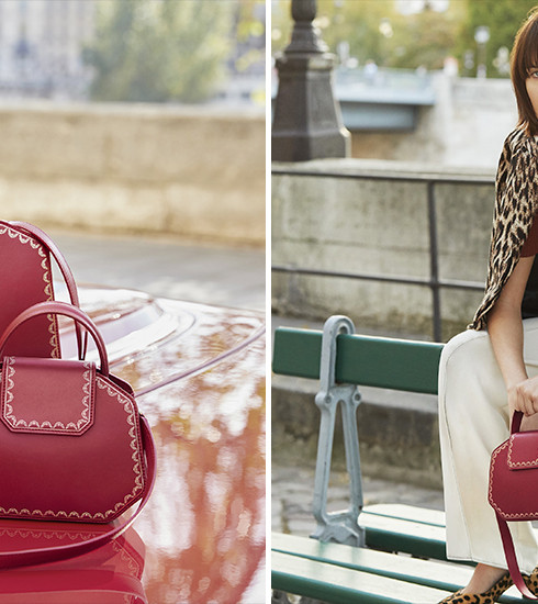 Crush of the day : les sacs Guirlande de Cartier