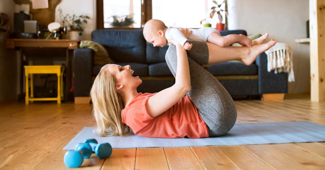 5 sports à pratiquer facilement avec votre bébé
