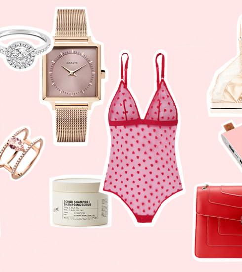 Saint-Valentin : nos idées cadeaux pour elle à tous les budgets