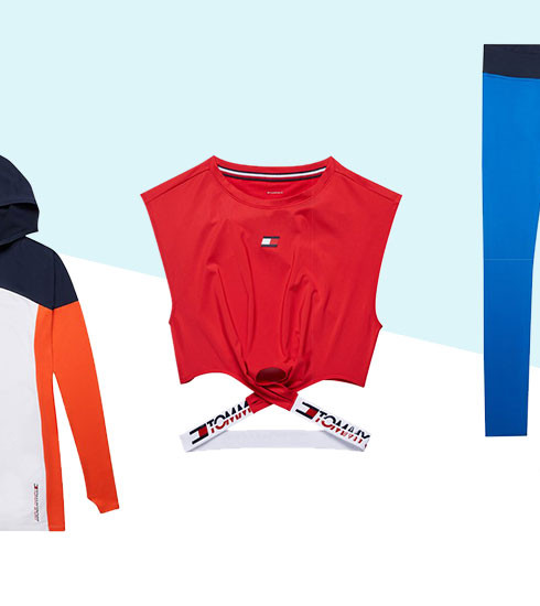 Crush of the day : Tommy Sport, la collection sportive de Tommy Hilfiger